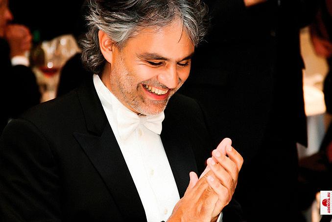 Андреа Бочелли (Andrea Bocelli): Дуэты