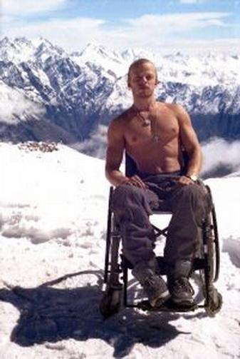картинка инвалид на коляске