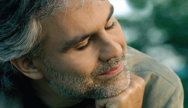 Андреа Бочелли (Andrea Bocelli) — Caruso
