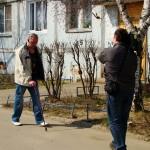 Вадим Борисенко: Наслаждаюсь каждой минутой жизни