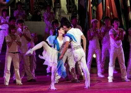 Китайский балет Hand in Hand (Рука в руке)