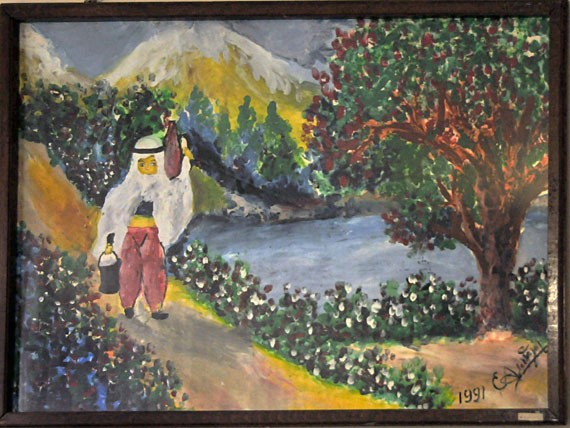 esref armagan the blind artist