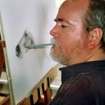 Дуг Лэндис (Doug Landis): Рот вместо рук!