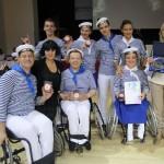 Танцевальная студия инвалидов-колясочников «Параллели»