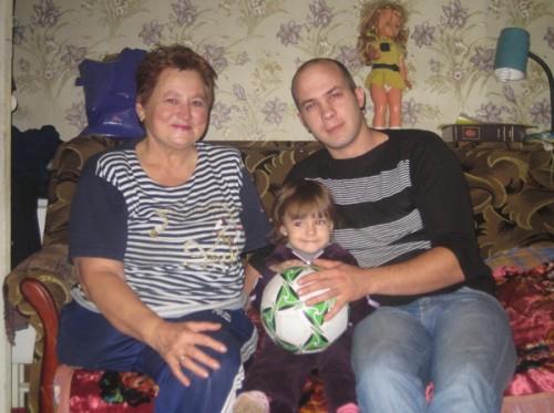 Любовь танченко спасибо родителям