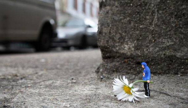Константин Морозов: Большое мужество маленького человека