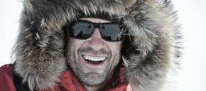 Парализованный американец покорил Южный полюс