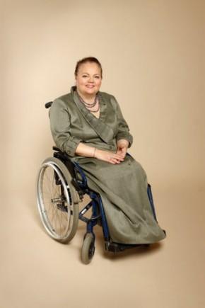 Лобанова Надежда – Председатель Московской городской организации Всероссийского общества инвалидов