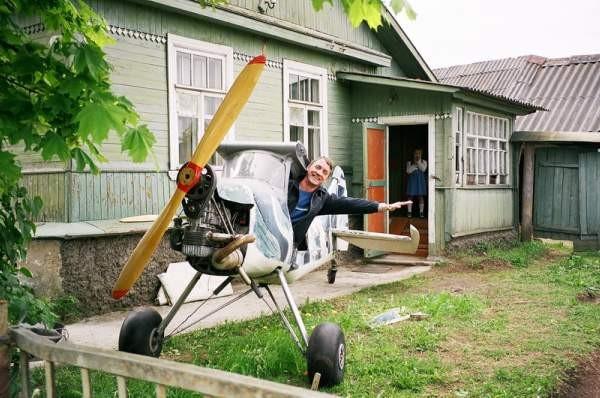 Роман Аранин: Человек-самолёт