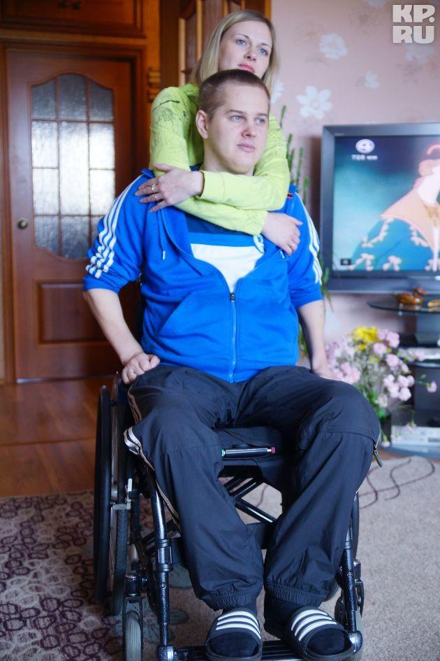 Про инвалидов знакомства передача