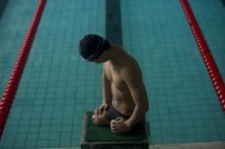 Дай Джухонг: Иногда в бассейне я даже забываю, что у меня нет ног