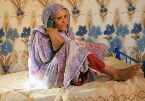Hokom Al: Живет такая женщина...