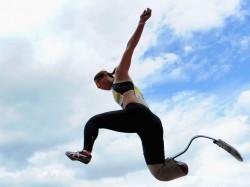 Японская спортсменка снялась обнаженной, чтобы попасть на Паралимпиаду