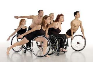 Мэри Верди: Балет на инвалидной коляске