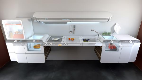 Кухня для людей с ограниченными возможностями