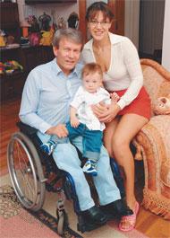 ВАЛЕРИЙ СУШКЕВИЧ: «Мне было страшно: а вдруг у меня родится сын-инвалид?»