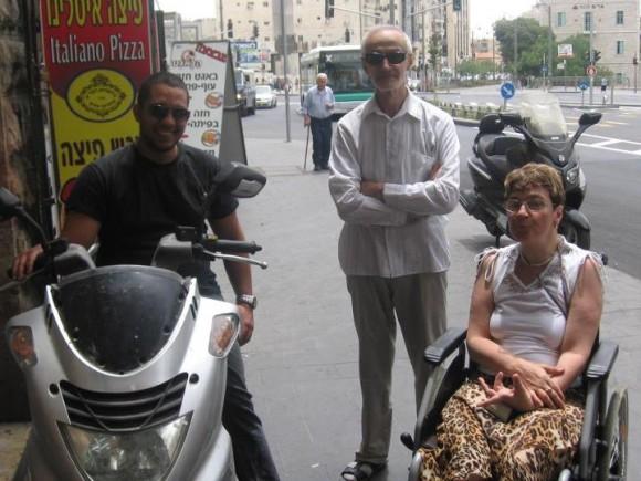 Рита в Иерусалиме
