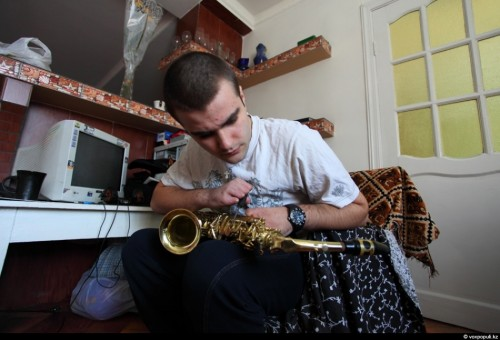 Илья Цибульский: Жизнь заново