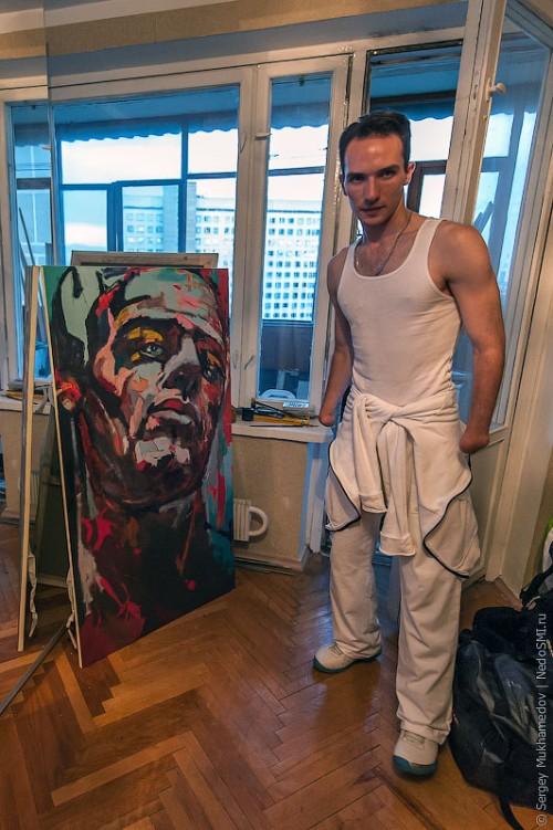 Александр Похилько: Об обществе и инвалидах