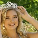 Слепая американка борется за корону конкурса красоты