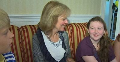 8-летние собирают деньги для учителя-инвалида (фото: huffingtonpost.com)