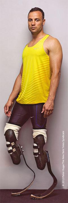 Оскар Писториус станет участником Олимпийских игр-2012 в Лондоне