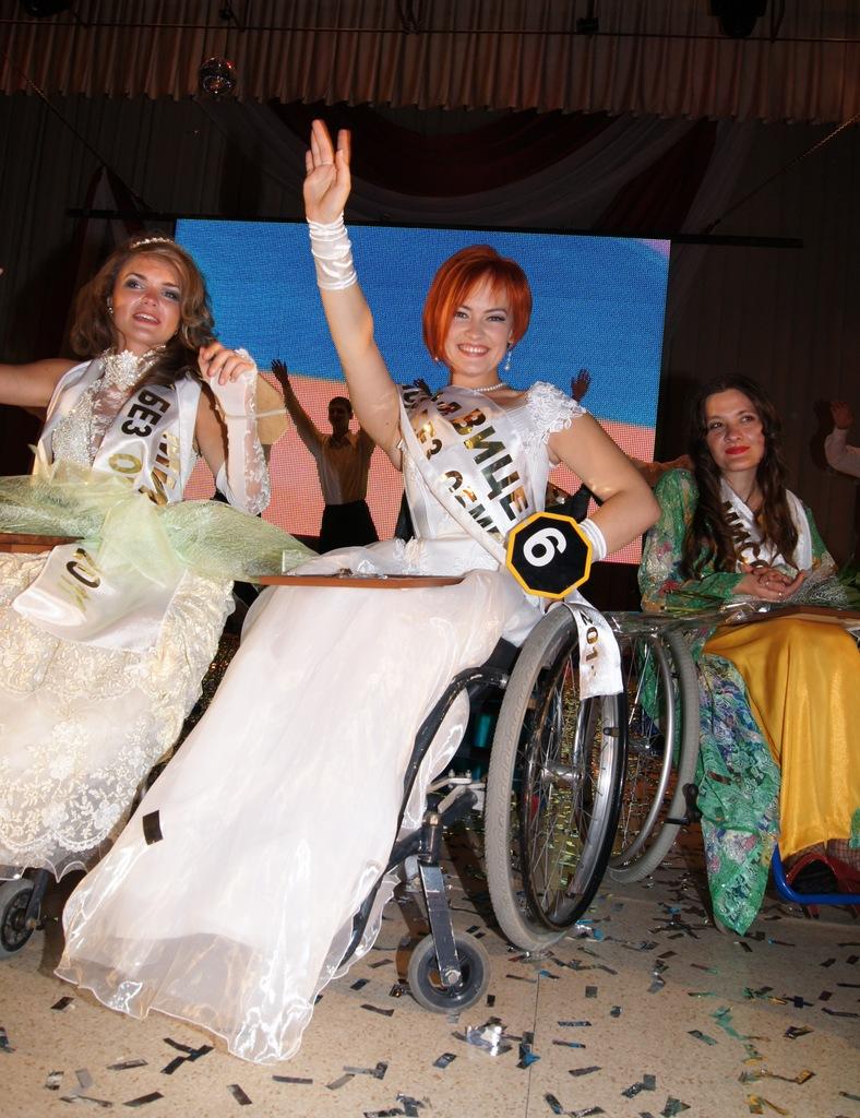 Ксения Слащева: Не просто красавица