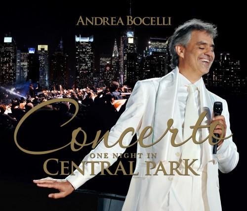 Андреа Бочелли - Одна ночь в Центральном парке