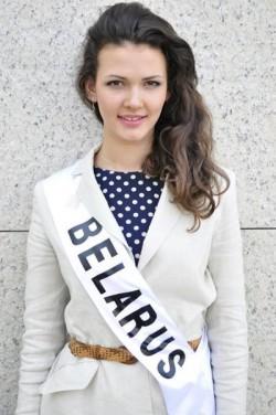 Наталльья Рябова: Miss Deaf International - 2012