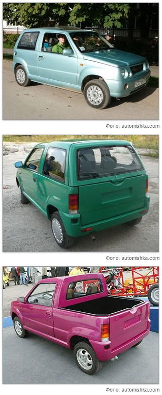 На «ЗИЛе» может начаться выпуск «малобюджетного» автомобиля «Мишка»