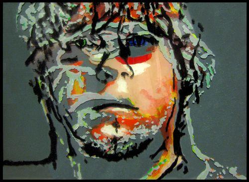 Джон Брэмбит: В каждом человеке живет художник