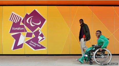 Все олимпийские объекты были модифицированы к Паралимпиаде
