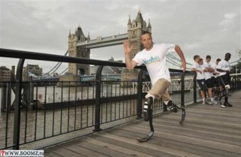 Лондон: Паралимпийские игры 2012