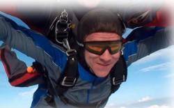 Александр Ефимов: Прыжок с высоты 4000 метров