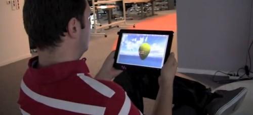Разработана технология управления смартфоном при помощи движения глаз
