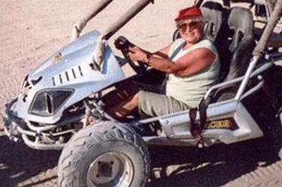Проехать пустыню Сахару на квадроцикле - легко!