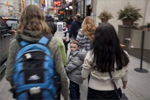 Кортни Гилмор: Девушка из Онтарио