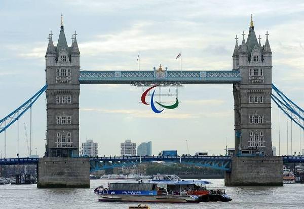 Паралимпиада — Лондон 2012: Проморолики