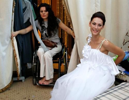 Fashion week chance — показ для моделей-инвалидов