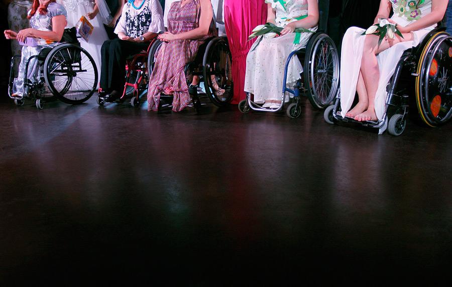 Конкурс a для инвалидов