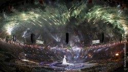Паралимпийские игры в Лондоне объявлены открытыми