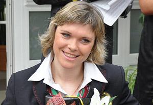Людмила Волчек: «К пьедесталу привыкнуть невозможно, каждый раз новые ощущения»