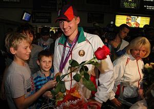 Паралимпийский чемпион Игорь Бокий не ожидал, что завоюет шесть медалей
