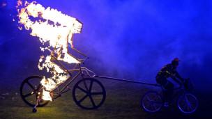 Паралимпийские торжества в Лондоне ничем не уступали Олимпийским играм