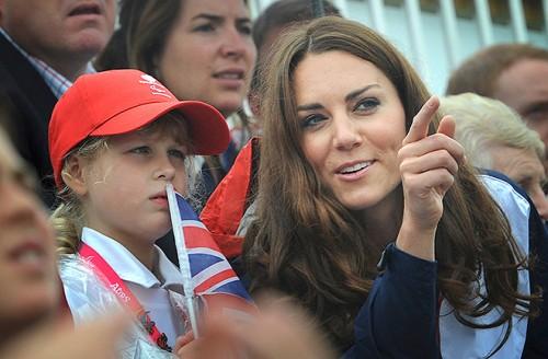 Герцогиня Кэмбриджская старается не пропускать ни одного дня Паралимпиады