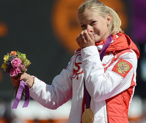 Маргарита Гончарова - двукратная чемпионка Лондона! Наша соотечественница, выступающая в классе в классе T38, стала первой в беге на 100 метров и в прыжках в длину!