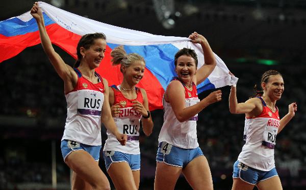 Паралимпиада 2012. Медальный зачет, 6 сентября