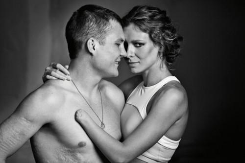 Фотопроект Натальи Водяновой и Glamour: Поближе узнаем нашу сборную