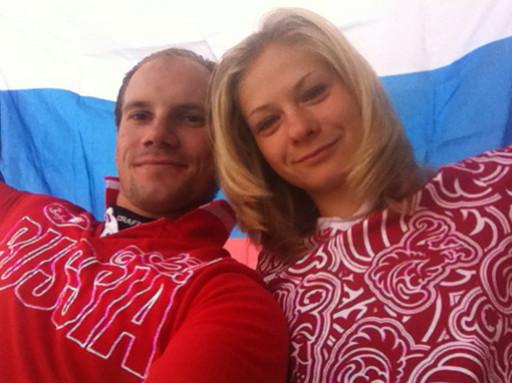 «Я люблю тебя!» Что кричал с лондонской трибуны своей жене паралимпиец Иван Гончаров