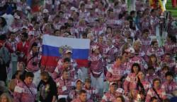 Паралимпийцы РФ триумфально выступили на ПИ-2012, заняв второе место